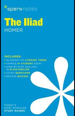 The Iliad Sparknotes Literature Guide, 35