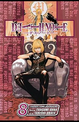 Death Note, Vol. 8, Volume 8