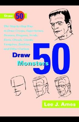 Draw 50 Famous Cartoons