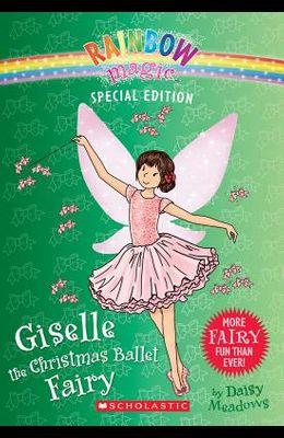 Giselle the Christmas Ballet Fairy