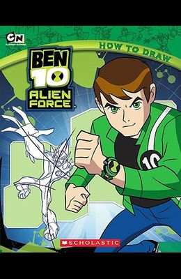 Ben 10 Alien Force: How to Draw