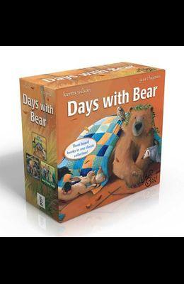 Days with Bear Set: Bear Feels Scared; Bear Feels Sick; Bear's Loose Tooth
