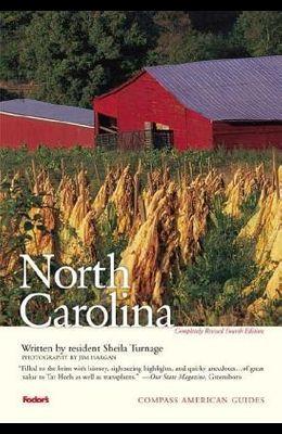 Compass American Guides: North Carolina, 4th Edition