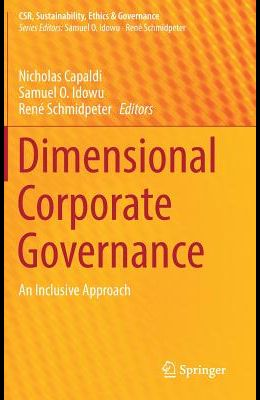 Dimensional Corporate Governance: An Inclusive Approach