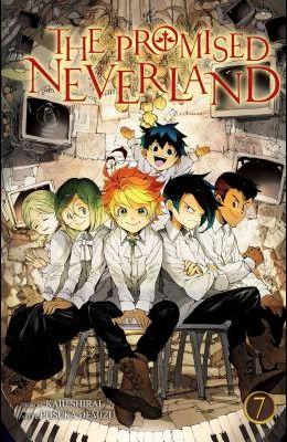The Promised Neverland, Vol. 7, Volume 7