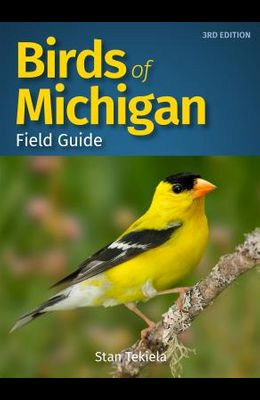 Birds of Michigan Field Guide (Revised)