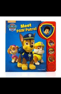 Nickelodeon: Meet Paw Patrol: Meet Paw Patrol