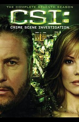 Csi: Crime Scene Investigation - Season Seven