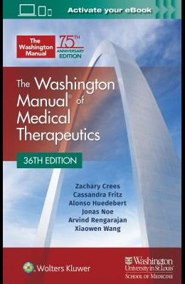Washington Manual of Medical Therapeutics Spiral