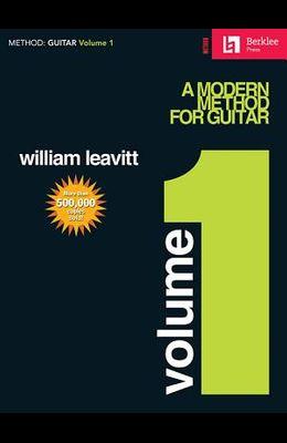 A Modern Method for Guitar - Volume 1: Guitar Technique