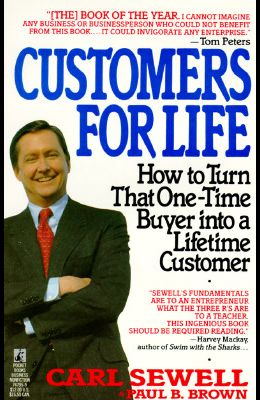 Customers for Life Book