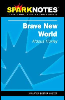 Brave New World (SparkNotes Literature Guide) (SparkNotes Literature Guide Series)