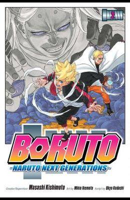 Boruto: Naruto Next Generations, Vol. 2, Volume 2: Stupid Old Man!!