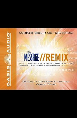 Message Remix Bible-MS