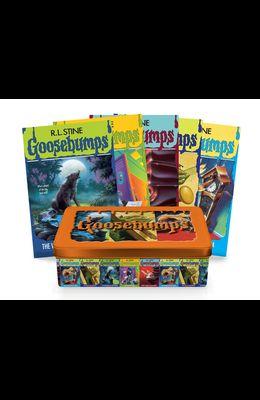 Goosebumps Retro Fear Set: Limited Edition Tin