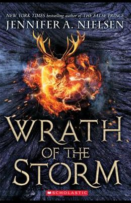 Wrath of the Storm (Mark of the Thief, Book 3), Volume 3