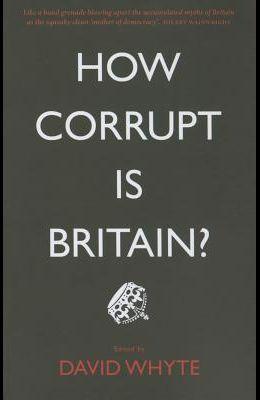 How Corrupt is Britain?