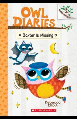 Baxter Is Missing: A Branches Book (Owl Diaries #6), Volume 6