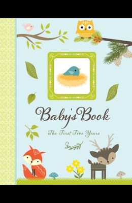 Baby Bk 1st 5 Year Woodland Friend