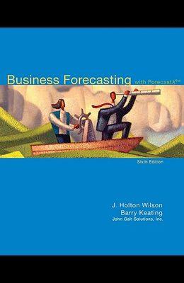 Business Forecasting: With Forecastx?