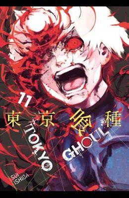 Tokyo Ghoul, Vol. 11, Volume 11