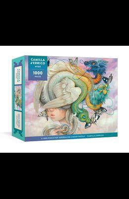 Hydie: A 1,000-Piece Pop Surrealism Jigsaw Puzzle: Jigsaw Puzzles for Adults, Jigsaw Puzzles for Kids