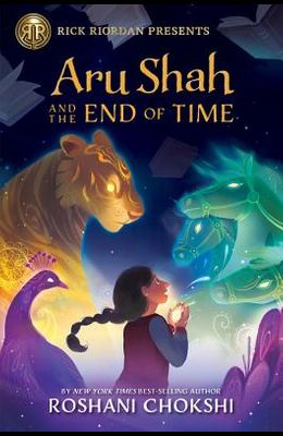 Aru Shah and the End of Time (a Pandava Novel, Book 1)