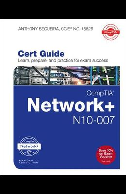 Comptia Network+ N10-007 Cert Guide