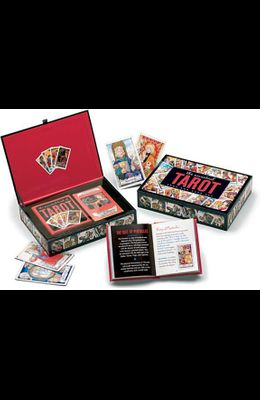 Essential Tarot Book & Card Boxed Set