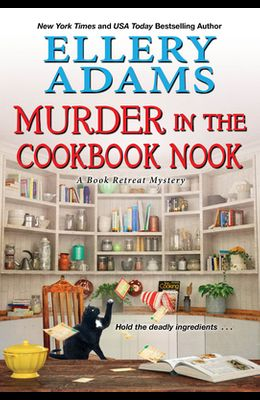 Murder in the Cookbook Nook: A Southern Culinary Cozy Mystery for Book Lovers