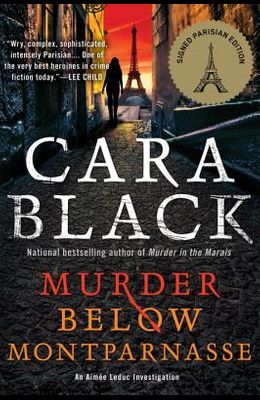 Murder Below Montparnasse (An Aimée Leduc Investigation)