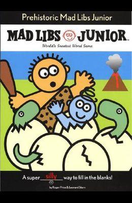 Prehistoric Mad Libs Junior