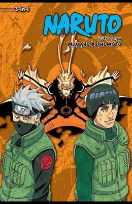 Naruto (3-In-1 Edition), Vol. 21, Volume 21: Includes Vols. 61, 62 & 63