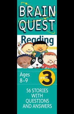 Brain Quest Reading Grade 3