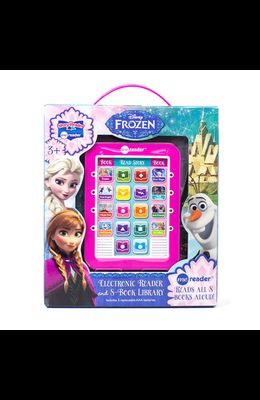 Disney Frozen [With Audio Player]
