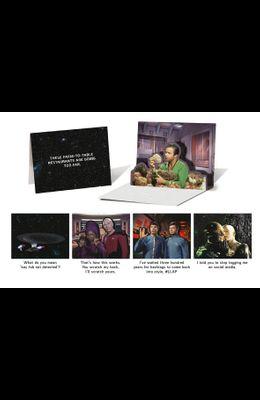 Star Trek Pop-Up Notecards: 10 Notecards and Envelopes