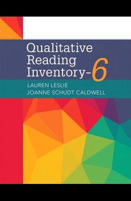 Qualitative Reading Inventory (6th Edition)