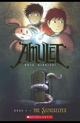 The Stonekeeper (Amulet #1), 1