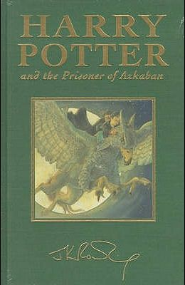 Harry Potter and the Prisoner of Azkaban. J. K. Rowling