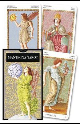 Mantegna Tarot: Tarot Cards with Silver Decoration, Instructions