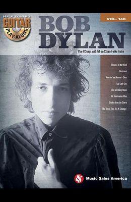 Bob Dylan: Guitar Play-Along Volume 148