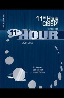 Eleventh Hour Cissp(r): Study Guide