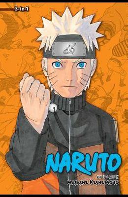 Naruto (3-In-1 Edition), Vol. 16, Volume 16: Includes Vols. 46, 47 & 48