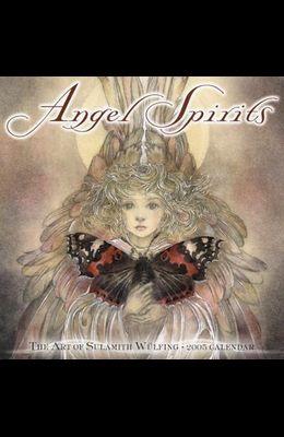 Angel Spirits: Art of Sulamith Wulfing