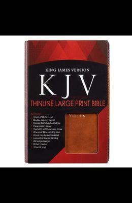 KJV LP Lux-Leather Brown Portfolio Design
