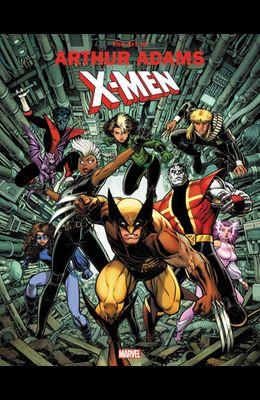 Marvel Monograph: The Art of Arthur Adams - X-Men