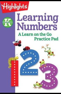 Kindergarten Learning Numbers