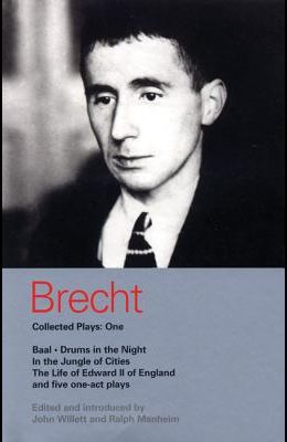 Brecht Collected Plays: One