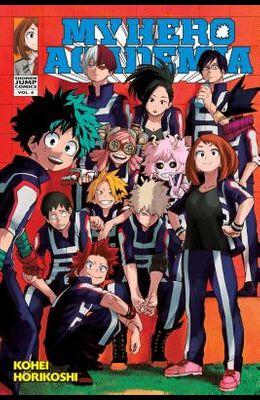 My Hero Academia, Vol. 4, 4