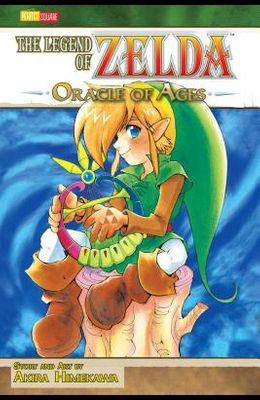 The Legend of Zelda, Vol. 5, 5: Oracle of Ages